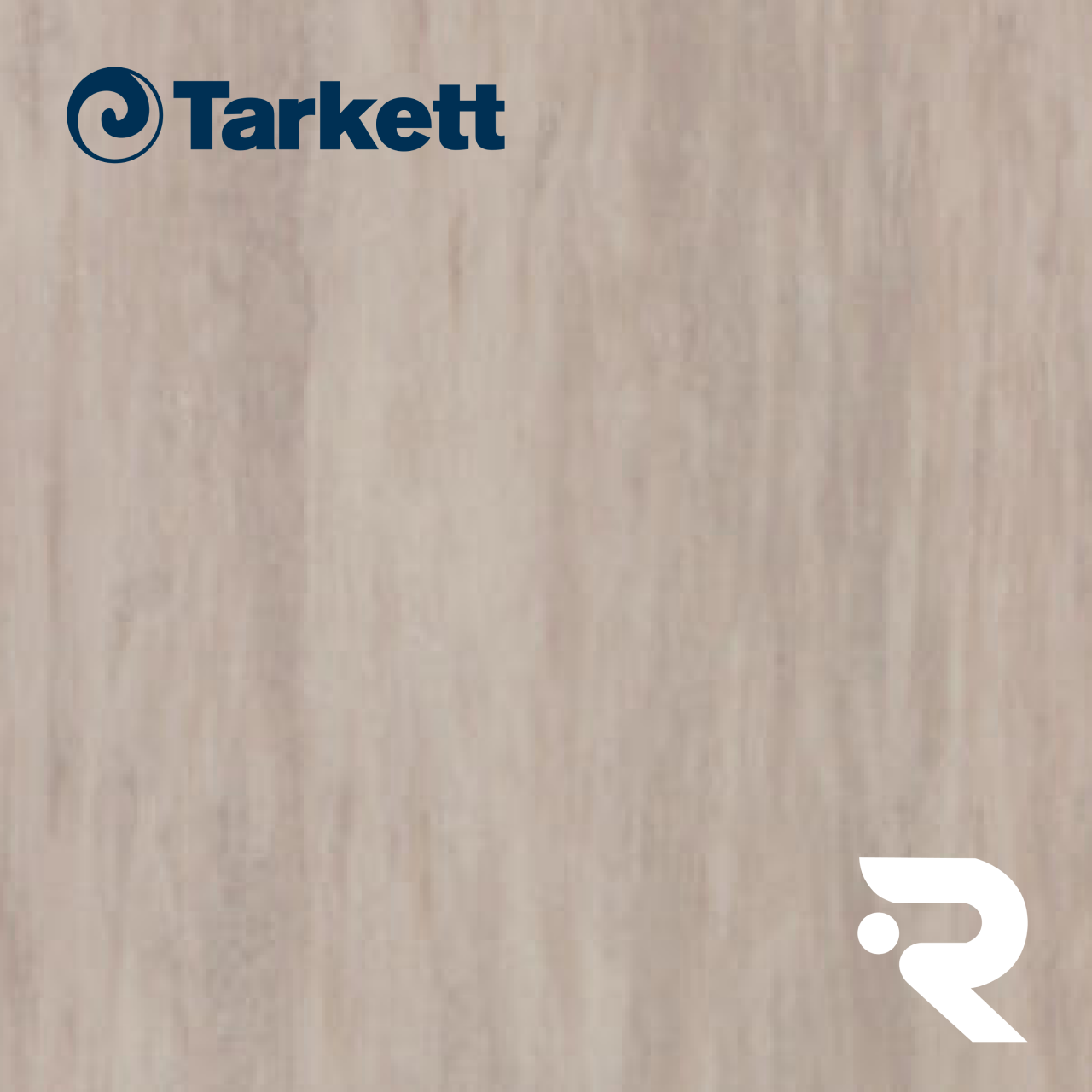 🏫 Гомогенный линолеум Tarkett | Standard MEDIUM WARM GREY 0911 | Standard Plus 2.0 mm | 610 х 610 мм