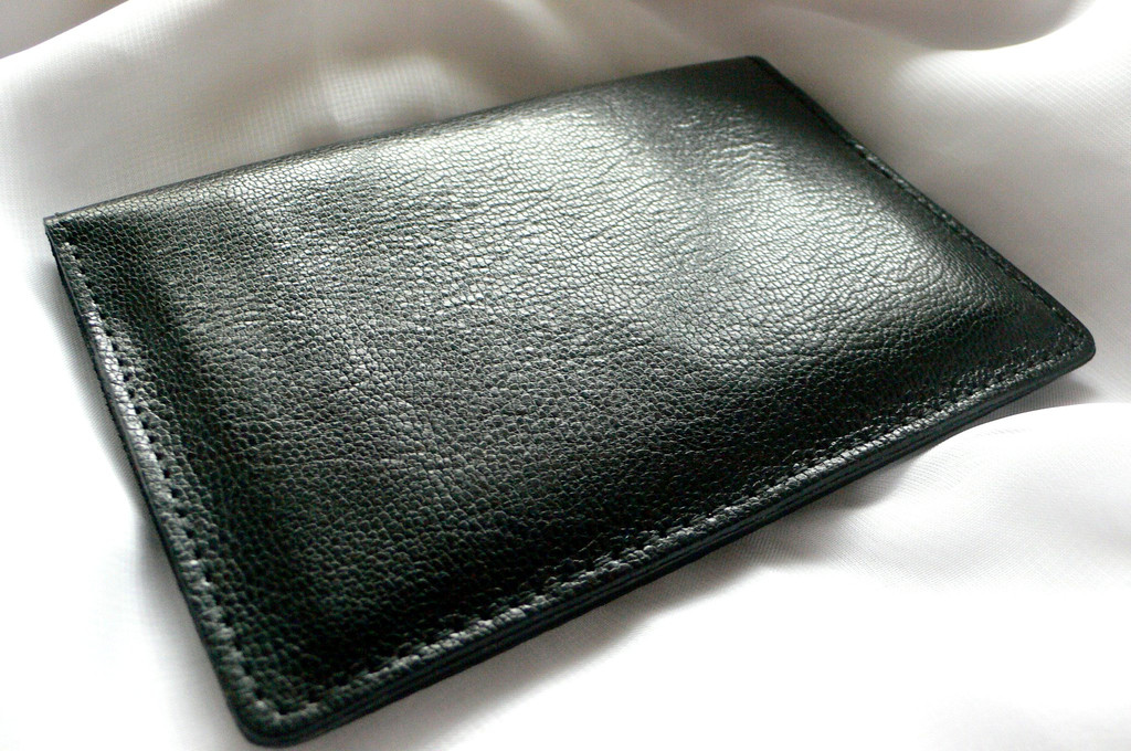 """Кожаная обложка на паспорт """" VIP 3 в 1"""" Для паспорта, прав, карт и денег"""" цена 220 грн."""