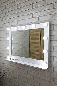 """Зеркало с полочкой и подсветкой  """"МошиП"""""""