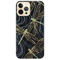 Чохол для Apple iPhone 12 Pro Dragonfly