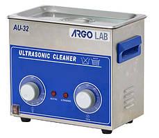 Ультразвукова ванна з аналоговим керуванням (3,2 л) ARGO-LAB AU-32