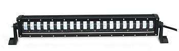 Фара-LED Балка 560*43*80mm 160W (8W*20) 10-30V Ближній+Габарит (LLB 160W) (1шт) 3391