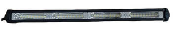 Фара-LED Балка 320*25*45mm 108W (3W*36) 10-30V Дальній/Spot (JR-02-108W) (1шт)