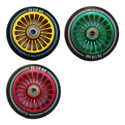 Колеса Maraton для Самокатів Алюміній 110 мм