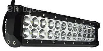 Фара-LED Балка 305*107*73mm 72W (3W*24) 10-30V Дальній/Spot (D-72W) (1шт) 2601