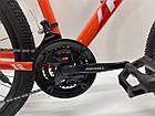 """Велосипед спортивный Royal 26-16"""" FOX оранжевый, фото 4"""