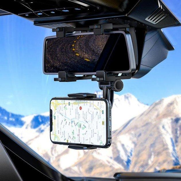 Тримач для телефону автомобільний HOCO Pilot CA70