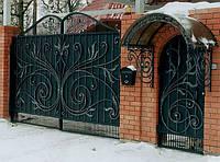 Каталог кованных ворот