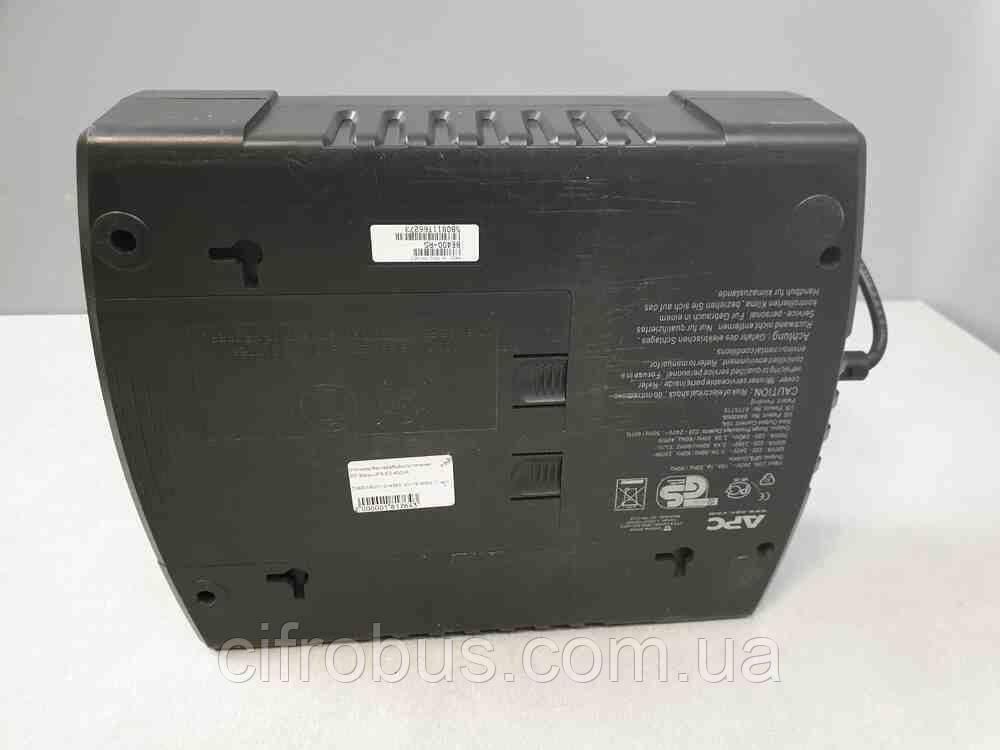 Источники бесперебойного питания Б/У APC Back-UPS ES 400VA