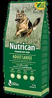 Nutrican Adult Large 15кг+2кг корм для собак великих порід