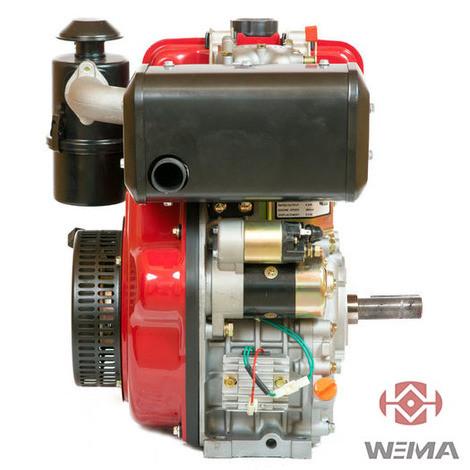 Двигатель дизельный Weima WM186FBE (9,5 л.с.,ел.стартер)