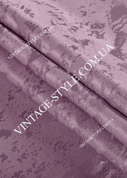 Тканина для штор Колекція Сорренто Люкс ліловий Р-11216