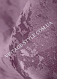 Тканина для штор Колекція Сорренто Люкс ліловий Р-11216, фото 2
