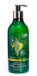 Бальзам-кондиціонер Bio World Конопля Білий Мед 490 мл
