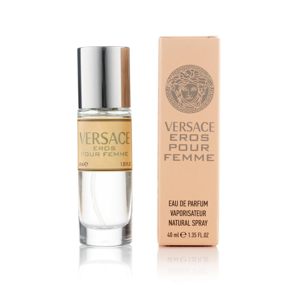 Женский мини парфюм Versace Eros Pour Femme 40 Ml