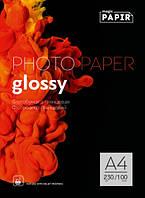 Фотобумага Papir A4 глянцевая 230g (100л)