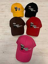 Женская кепка бейсболка с логотипом бренд