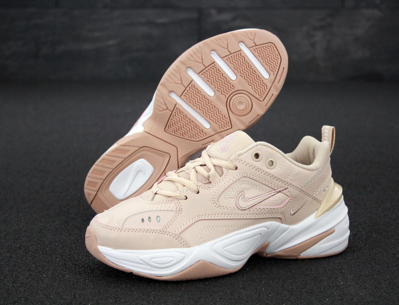 Жіночі коричневі Кросівки Nike M2K Tekno
