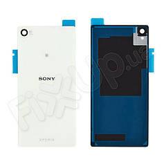 Задня кришка Sony Xperia Z3 (D6653, D6603), колір білий