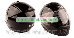 Шлем MD-803 Virtue черный глянец