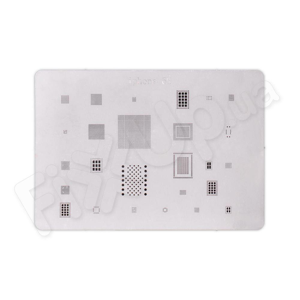 Трафарет для реболлинга BGA микросхем iPhone 6S (4.7)
