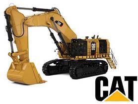 Запчасти для экскаватора  Caterpillar CAT 320