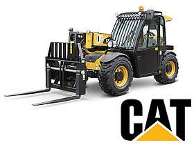 Запчасти для телескопических погрузчиков Caterpillar CAT TH3510D
