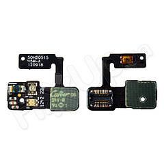 Шлейф для HTC T326e Desire SV с кнопкой включения и датчиком освещенности