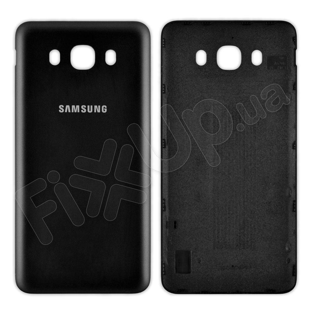 Задняя крышка Samsung J710H (DS) Galaxy J7 (2016), цвет черный