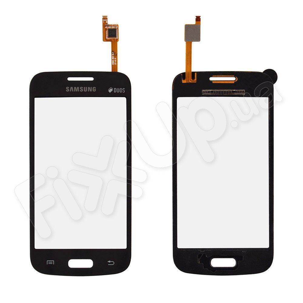 Тачскрин Samsung Galaxy Star 2 Plus G350E, цвет черный