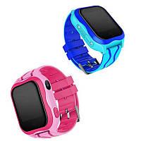 Детские смарт часы Smart Baby Watch A32S Pink ( розовый)