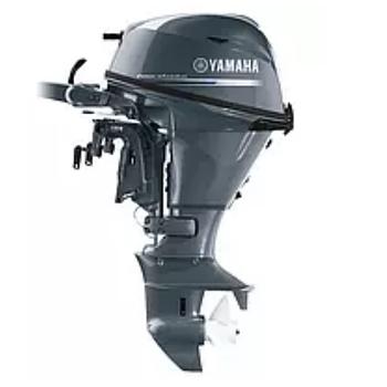 Лодочный мотор Yamaha F15 CMHS - подвесной мотор для яхт и рыбацких лодок