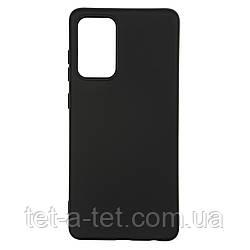 Чохол силіконовий ArmorStandart ICON Case for Samsung A72 (A725) Black