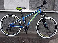 """Гірський велосипед підлітковий Mascotte Phoenix alloy 24"""""""