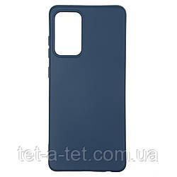 Чохол силіконовий ArmorStandart ICON Case for Samsung A72 (A725) Dark Blue
