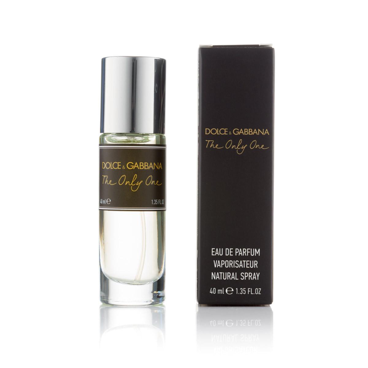 Жіночий міні парфуму Dolce&Gabbana The Only One 40 Ml