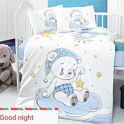 Детское постельное белье 100% хлопок, ranforce
