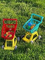 Тележка Супермаркет с фруктами и овощами 693 В-3, Orion