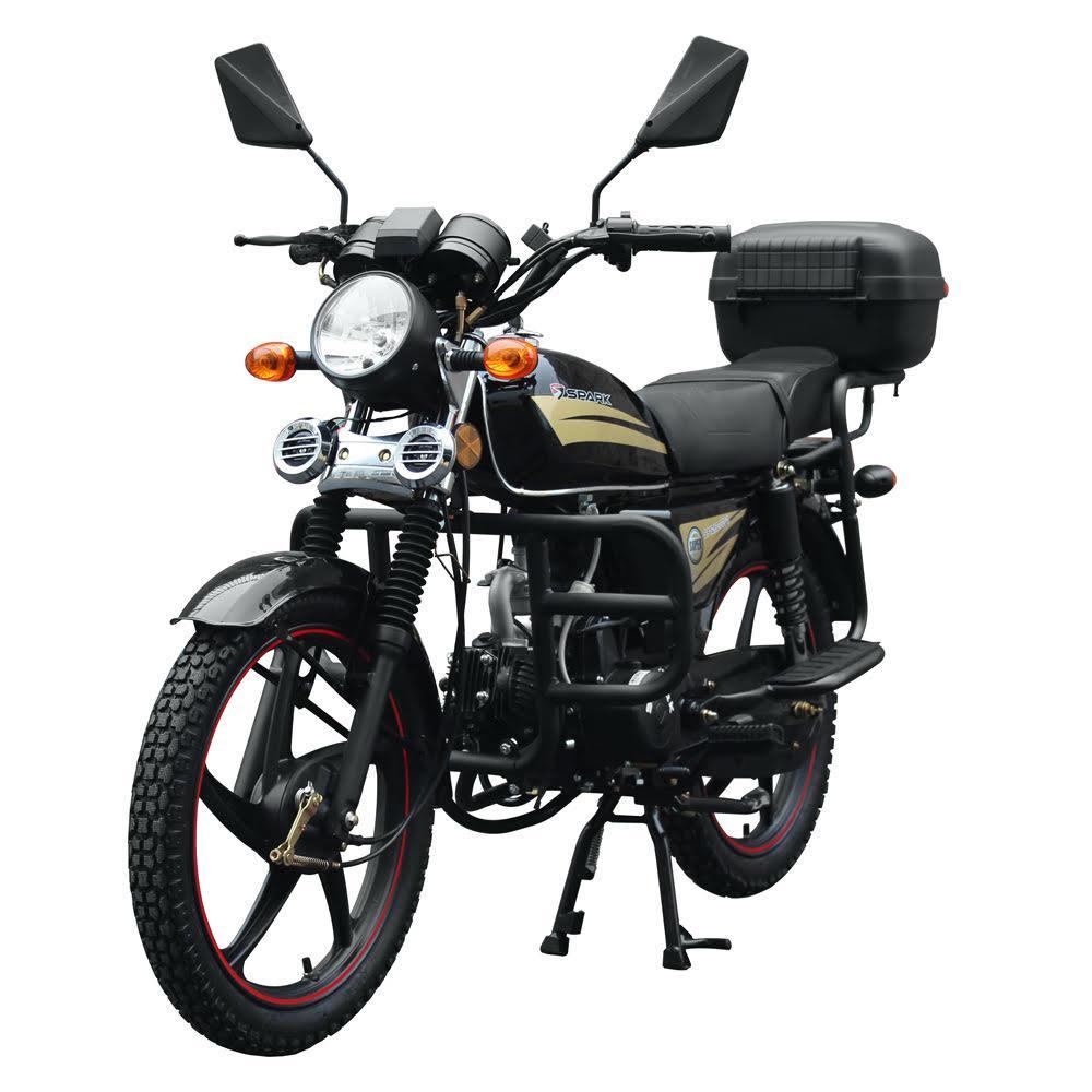 Мотоцикл SP125C-2CFО