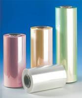Пленка термоусадочная ПВХ (поливинилхлоридная) полотно.
