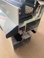 Алюмінієві вікна ALUMIL M15000
