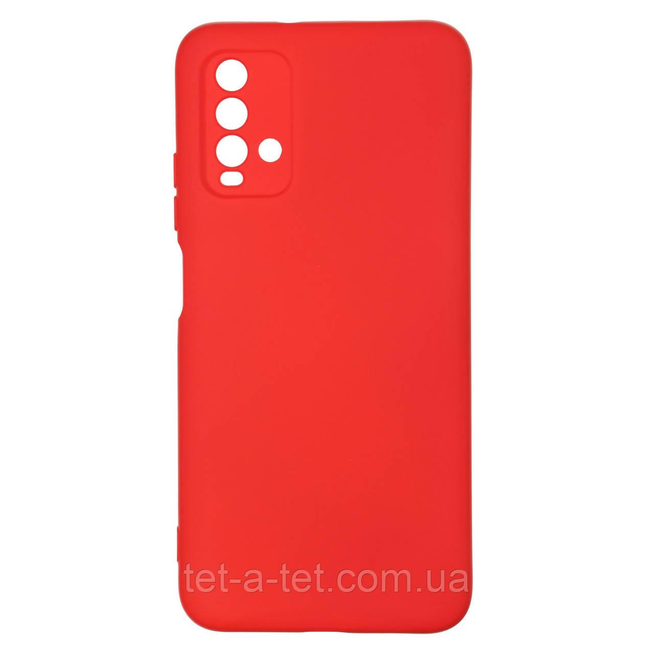 Чохол силіконовий ArmorStandart ICON Case for Xiaomi Redmi 9T Red Chili
