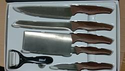 Набір ножів 6в1 B8081