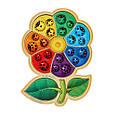 Пазл-сортер з картками: Цветик-семицветик - 2, фото 3