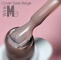 Wink me cover base BEIGE 8 мл