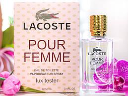 Lacoste Pour Femme Тестер Lux 100 ml