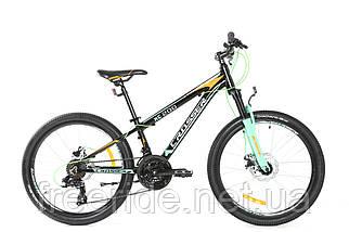 """Підлітковий велосипед Crosser Boy 24"""" XC-200"""
