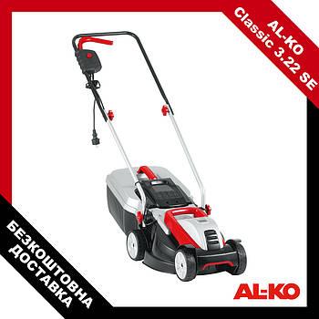 Газонокосарка електрична AL-KO Classic 3.22 SE (112805)