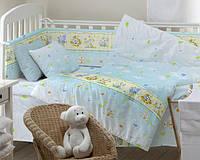 Постельное белье в кроватку поплин от украинского производителя.