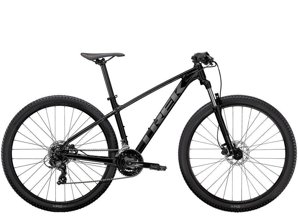Велосипед Trek MARLIN 5 L 29 BK-CH чорний